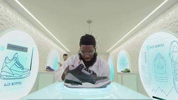 StockX TV Spot, 'The Stock Market of Things: Jordan 3 Retro Black Cement'