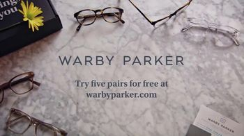 Warby Parker TV Spot, 'Home Try-on Dating Show' - Thumbnail 10