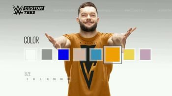 WWE Shop Custom Tees TV Spot, 'The Choice is Yours' Song by TRÏBE - Thumbnail 3