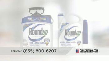 ClassAction.com TV Spot, 'Roundup: Cancer Causing Chemical' - Thumbnail 4