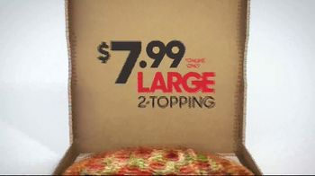 Pizza Hut $7.99 Large 2-Topping TV Spot, 'Fuel Your Fandom' - Thumbnail 10