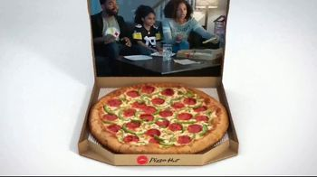 Pizza Hut $7.99 Large 2-Topping TV Spot, 'Fuel Your Fandom' - Thumbnail 2