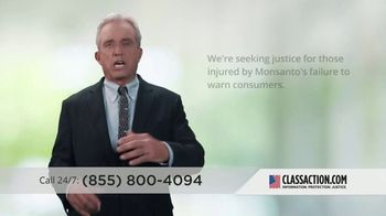 ClassAction.com TV Spot, 'Roundup Weed Killer' Feat. Robert F. Kennedy Jr. - Thumbnail 5