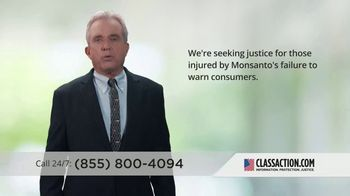 ClassAction.com TV Spot, 'Roundup Weed Killer' Feat. Robert F. Kennedy Jr. - Thumbnail 6