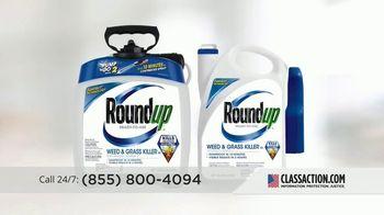 ClassAction.com TV Spot, 'Roundup Weed Killer' Feat. Robert F. Kennedy Jr.