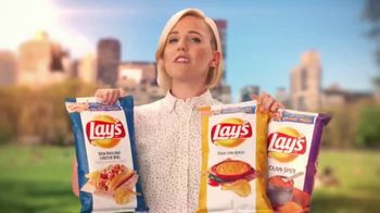 Lay's Tastes of America TV Spot, 'Cross-Country Journey' Feat. Hannah Hart - Thumbnail 2