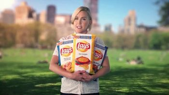 Lay's Tastes of America TV Spot, 'Cross-Country Journey' Feat. Hannah Hart - Thumbnail 9