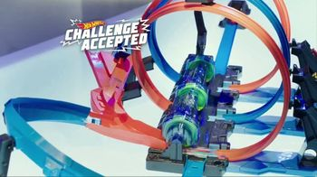 Hot Wheels Corkscrew Crash TV Spot, 'Epic Crash'