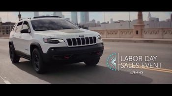 Jeep Labor Day Sales Event TV Spot, 'Full Line: Sold Out' [T2] - Thumbnail 1