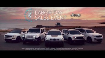 Jeep Labor Day Sales Event TV Spot, 'Full Line: Sold Out' [T2] - Thumbnail 6