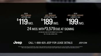 Jeep Labor Day Sales Event TV Spot, 'Full Line: Sold Out' [T2] - Thumbnail 5