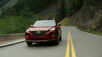 2019 Hyundai Santa Fe TV Spot, 'Not Flying' [T1]