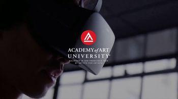 Academy of Art University TV Spot, 'Virtual Reality Designers' - Thumbnail 1