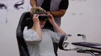 Academy of Art University TV Spot, 'Virtual Reality Designers' - Thumbnail 3