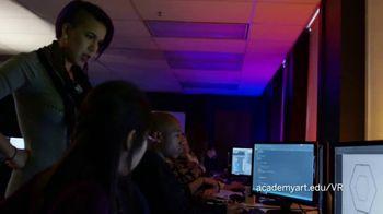 Academy of Art University TV Spot, 'Virtual Reality Designers' - Thumbnail 5