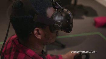 Academy of Art University TV Spot, 'Virtual Reality Designers' - Thumbnail 7