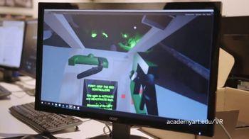 Academy of Art University TV Spot, 'Virtual Reality Designers' - Thumbnail 8