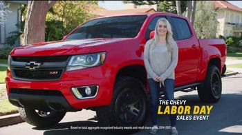 Chevrolet Labor Day Sales Event TV Spot, 'For the First Time' [T2] - Thumbnail 9