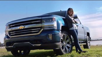 Chevrolet Labor Day Sales Event TV Spot, 'For the First Time' [T2]
