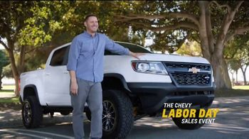 Chevrolet Labor Day Sales Event TV Spot, 'For the First Time' [T2] - Thumbnail 4