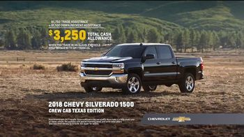 Chevrolet Labor Day Sales Event TV Spot, 'For the First Time' [T2] - Thumbnail 6