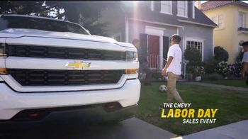 Chevrolet Labor Day Sales Event TV Spot, 'For the First Time' [T2] - Thumbnail 7