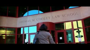 Western Michigan University TV Spot, 'Cooley Law School: Go West' - Thumbnail 5