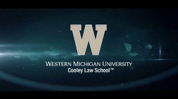 Western Michigan University TV Spot, 'Cooley Law School: Go West' - Thumbnail 9