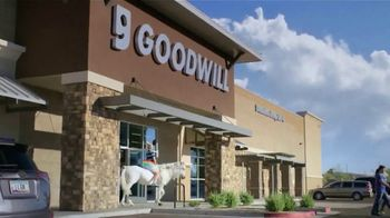 Goodwill Sale Saturday TV Spot, \'Unicorn Trumpet: Save 50 Percent\'
