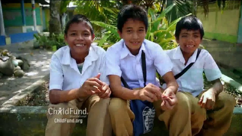 Child Fund TV Commercial, 'In the Philippines, Education Is Sweeter'