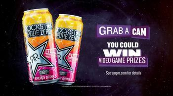 AmPm Rockstar Pure Zero TMGS TV Spot, 'Sweet Prizes' Featuring Tanner Foust - Thumbnail 7