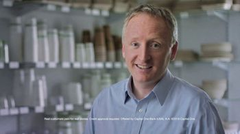 Capital One Spark Cash Card TV Spot, 'Good Start Packaging'