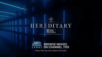 DIRECTV Cinema TV Spot, 'Hereditary'