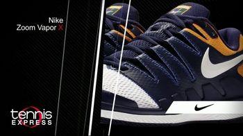 Tennis Express TV Spot, 'Nike Zoom Vapor X, Zoom Zero & Zoom Presitge'