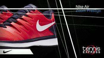 Tennis Express TV Spot, 'Nike Zoom Vapor X, Zoom Zero & Zoom Presitge' - Thumbnail 5