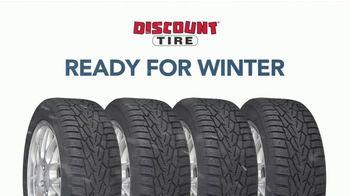 Discount Tire Winter Savings TV Spot, 'Beat the Rush' - Thumbnail 5