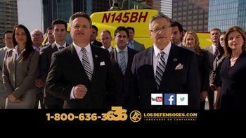 Los Defensores TV Spot, 'Si te chocó un tráiler' con Jorge Jarrín [Spanish] - Thumbnail 8