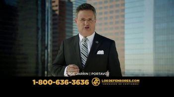 Los Defensores TV Spot, 'Si te chocó un tráiler' con Jorge Jarrín [Spanish] - Thumbnail 5
