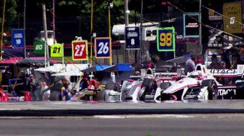 NBC Sports Gold TV Spot, 'Indy Car' Featuring Scott Dixon - Thumbnail 1