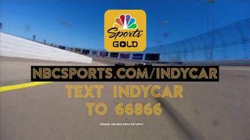 NBC Sports Gold TV Spot, 'Indy Car' Featuring Scott Dixon - Thumbnail 8