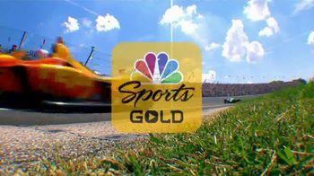 NBC Sports Gold TV Spot, 'Indy Car' Featuring Scott Dixon - Thumbnail 3