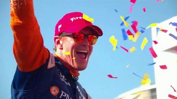 NBC Sports Gold TV Spot, 'Indy Car' Featuring Scott Dixon