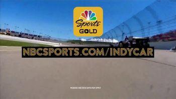 NBC Sports Gold TV Spot, 'Indy Car' Featuring Scott Dixon - Thumbnail 7