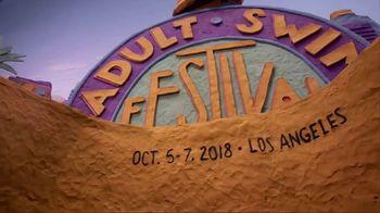 2018 Adult Swim Festival TV Spot, 'Music and Comedy' - Thumbnail 2