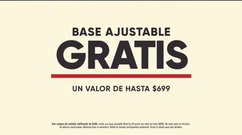 Mattress Firm Venta de Labor Day TV Spot, 'Extendido' [Spanish] - Thumbnail 2