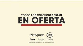 Mattress Firm Venta de Labor Day TV Spot, 'Extendido' [Spanish] - Thumbnail 5