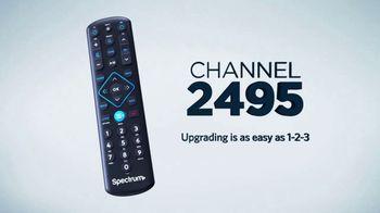 Spectrum TV Spot, 'Instant Upgrade' - Thumbnail 3