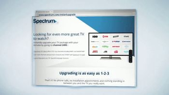 Spectrum TV Spot, 'Instant Upgrade' - Thumbnail 9