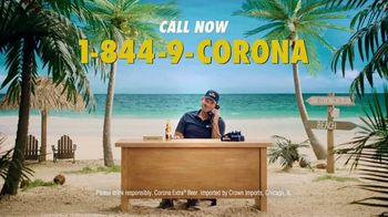 Corona Extra TV Spot, 'King of the Grill' Featuring Tony Romo - Thumbnail 10