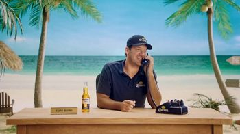 Corona Extra TV Spot, 'King of the Grill' Featuring Tony Romo - Thumbnail 2